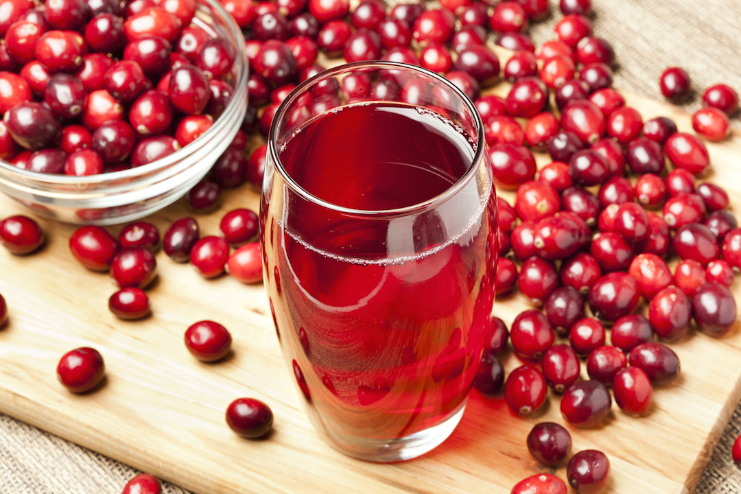 7. The use of cranberry tablets or juice
